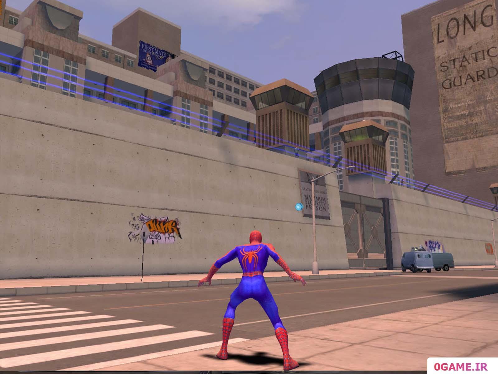 دانلود بازی مرد عنکبوتی 2 Spider Man نسخه کامل برای کامپیوتر 0game