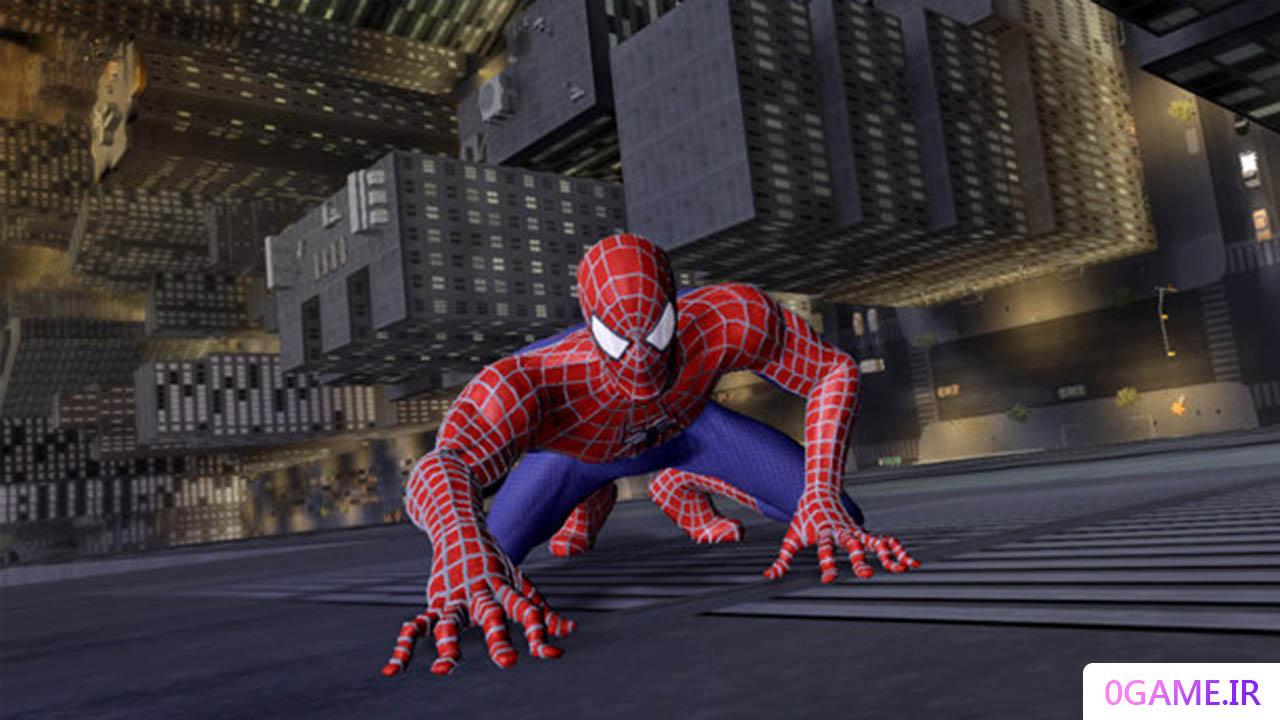 دانلود بازی مرد عنکبوتی 3 Spider Man نسخه کامل برای کامپیوتر